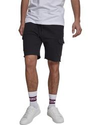 schwarze Shorts von Urban Classics