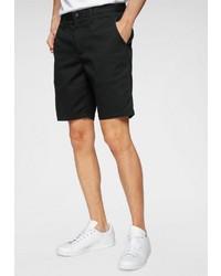 schwarze Shorts von Vans
