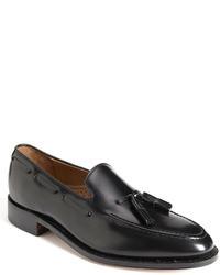 Schwarze slipper mit quasten original 2569731