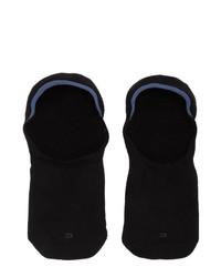 schwarze Sneakersocken von Ermenegildo Zegna