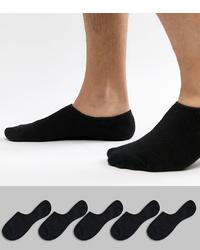 schwarze Sneakersocken von Jack & Jones