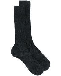 schwarze Socken von DSQUARED2