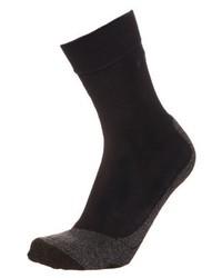 Schwarze Socke von Falke