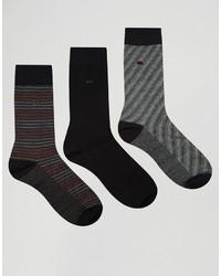 schwarze Socken von Calvin Klein