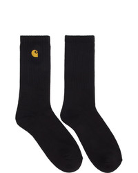 schwarze Socken von CARHARTT WORK IN PROGRESS