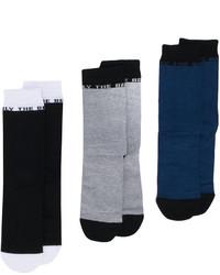 schwarze Socken von Diesel