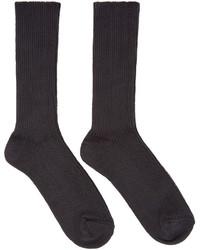 schwarze Socken von Etoile Isabel Marant