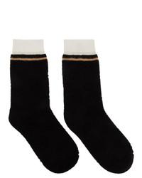 schwarze Socken von Gucci