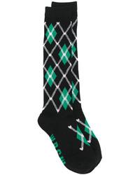 schwarze Socken von MSGM