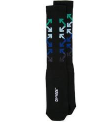 schwarze Socken von Off-White