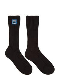 schwarze Socken von Prada