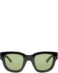schwarze Sonnenbrille von Acne Studios