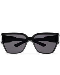 schwarze Sonnenbrille von Balenciaga