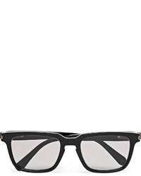 schwarze Sonnenbrille von Brioni