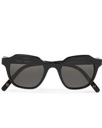 schwarze Sonnenbrille von Dick Moby