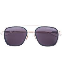 schwarze Sonnenbrille von Dita Eyewear
