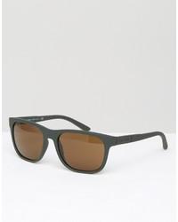 schwarze Sonnenbrille von Giorgio Armani