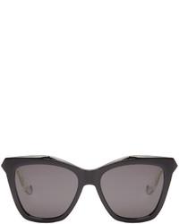 schwarze Sonnenbrille von Givenchy