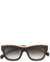 schwarze Sonnenbrille von Marsèll