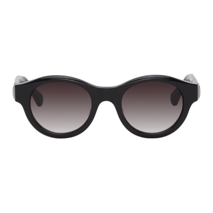 schwarze Sonnenbrille von Matsuda