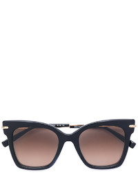 schwarze Sonnenbrille von Max Mara
