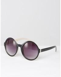 schwarze Sonnenbrille von Missguided