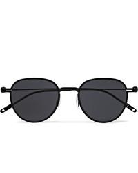 schwarze Sonnenbrille von Montblanc