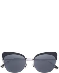schwarze Sonnenbrille von Mykita