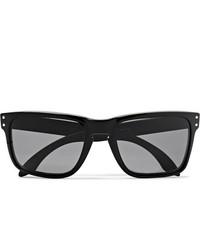 schwarze Sonnenbrille von Oakley
