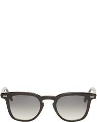 schwarze Sonnenbrille von Oamc