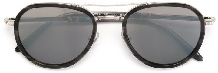 schwarze Sonnenbrille von Paul & Joe