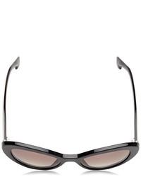 schwarze Sonnenbrille von Prada