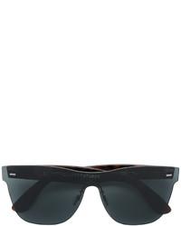 schwarze Sonnenbrille von RetroSuperFuture