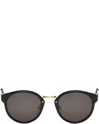 schwarze Sonnenbrille von Super