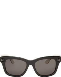schwarze Sonnenbrille von Valentino
