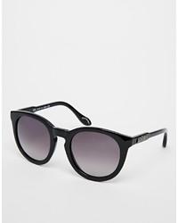 schwarze Sonnenbrille von Vivienne Westwood