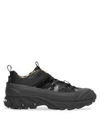 schwarze Sportschuhe von Burberry