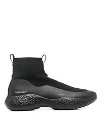 schwarze Sportschuhe von Calvin Klein