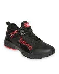 schwarze Sportschuhe von Camp David