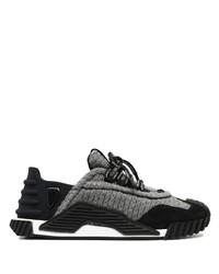 schwarze Sportschuhe von Dolce & Gabbana
