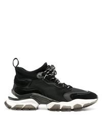 schwarze Sportschuhe von Moncler
