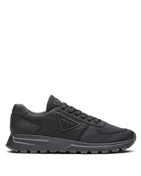 schwarze Sportschuhe von Prada