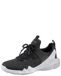 schwarze Sportschuhe von Skechers