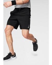 schwarze Sportshorts von Nike