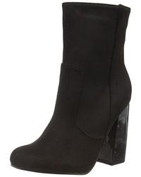 schwarze Stiefel von Boohoo