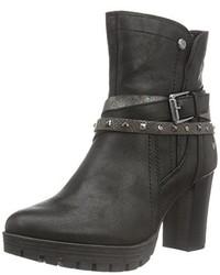 schwarze Stiefel von Bruno Banani