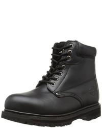 schwarze Stiefel von Dickies