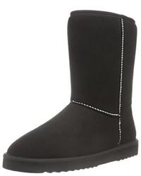 schwarze Stiefel von Esprit