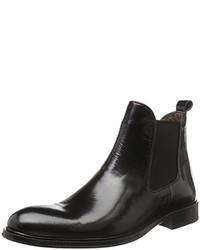 schwarze Stiefel von Karl Lagerfeld