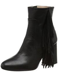 schwarze Stiefel von Moschino